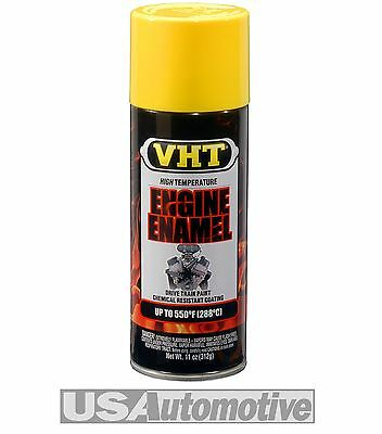 Vht Gloss Yellow Engine Enamel Paint Sp128