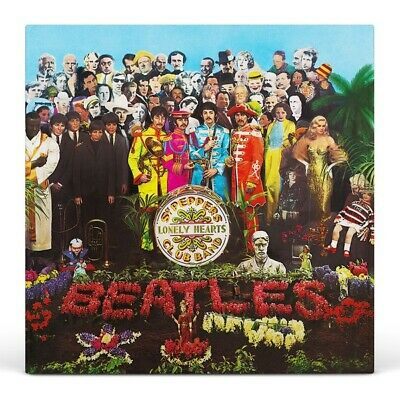 The Beatles Sgt Pepper's Lonely Hearts Club Band 180g Vinyl LP