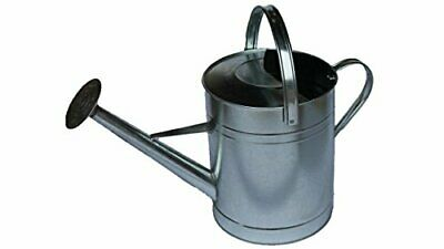 Greenkey 10 Litre Traditional Galvanised Watering Can