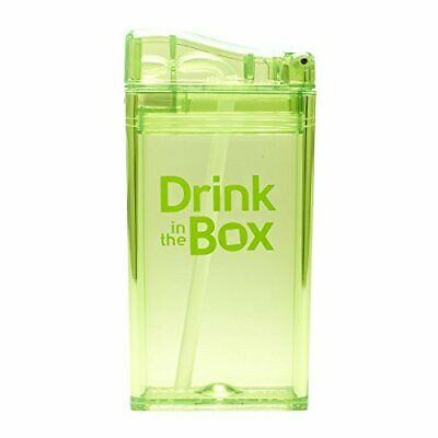 Drink in the Box Sippy Cups Green