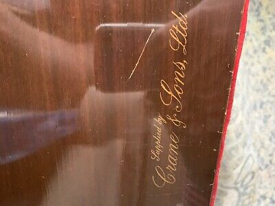 Baby Grand Piano SOLD AS SEEN