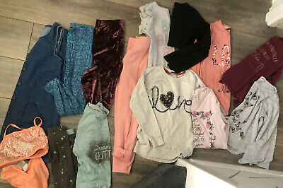 Girls Clothes Bundle Age 7-9 Years Old