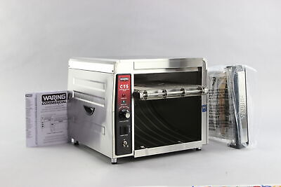 Waring CTS1000 Commercial / Professional Horizontal Conveyor Toaster