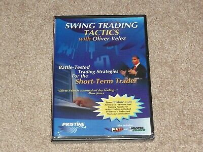 Oliver Velez Swing Trading Tactics Battle-Tested Strategies for ShortTerm Trader