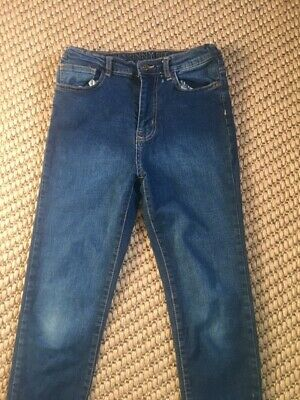 John Lewis boys blue jeans  age 10 only worn a few times