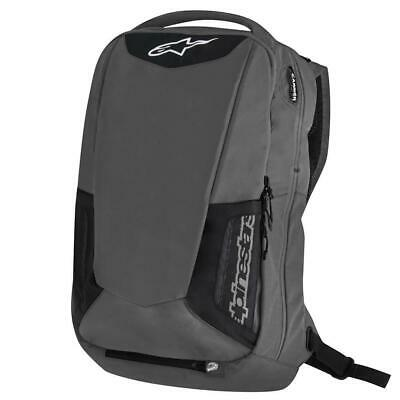 Alpinestars Ville Hunter Sports Touring Moto Sac à Dos Sac Gris