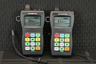Olympus 27 MG Ultrasonic Thickness Gauge-NDT-UT-Panametrics-GE