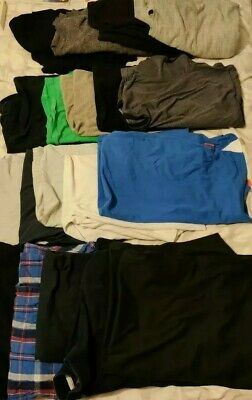 Job Lot Bundle Mens Clothing (20) USED river island, fcuk, french connection etc