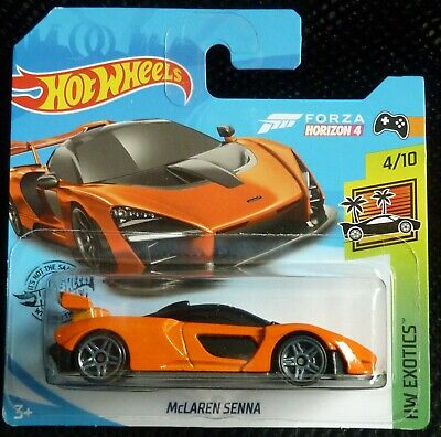 HW Exotics 317 neu in OVP McLaren P1 HOT WHEELS 2018