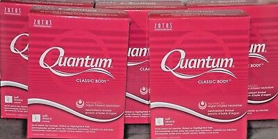 Quantum Classic Body Acid Perm for Normal, tinted or Highlighted Hair (10 Pk)
