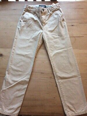 Boys Chino Trouser H&M Size 9-10 Yrs