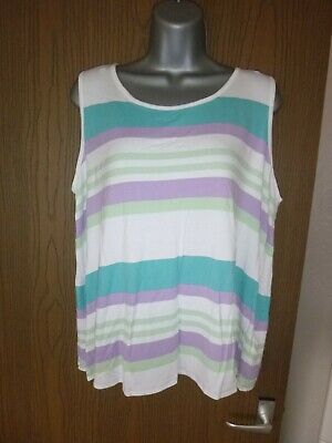 striped maternity top size 16