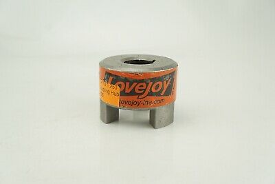 "LOVEJOY L110 1.250 JAW COUPLING HUB 1-1//4/"" BORE"