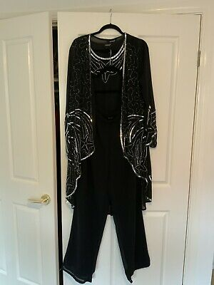 Mother Of The Bride 3 Piece Pant Suit. NWOT