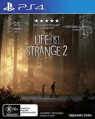Life Is Strange 2 Complete Season PlayStation 4 PS4 GAME BRAND NEW FREE POSTAGE