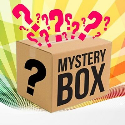 magic the gathering  Mystery Box large cards, booster packs and structure deck