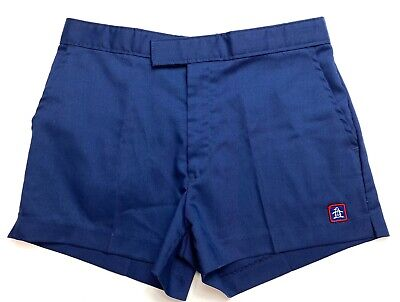Mens Vintage Penguin Munsingwear Grand Slam Tennis Golf Athletic Shorts 33 Waist