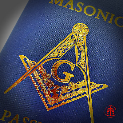 Masonic Passport by 33Travellers