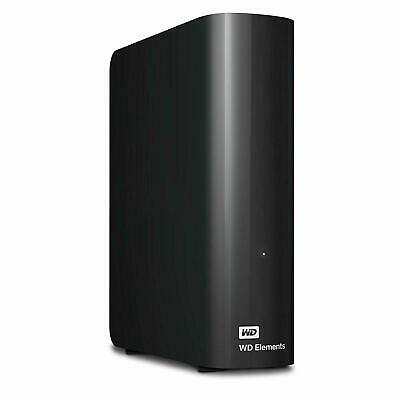 Western Digital WD 10TB 8TB 6TB Elements Desktop External Hard Drive USB 3.0 NEW