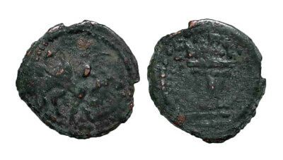 (14603) Bukhara Soghd, Unknown ruler, Camel type with Firealtar at reverse.