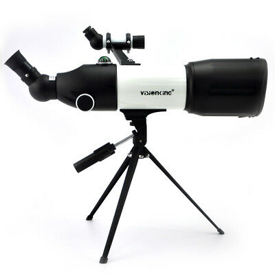 Visionking 400-80mm Refractor Astronomical Telescope & Camera Adapter
