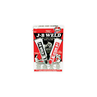 J-B Weld® 8265S J-B Weld Cold Weld Compound With 1Oz Steel 1Oz Hardener