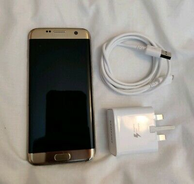 Samsung Galaxy S7 edge SM-G935 - 32GB - Gold Platinum (unlocked) Smartphone