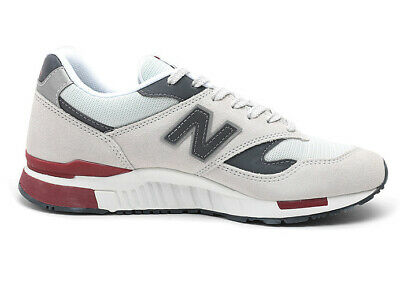 New Balance 840 Shoes Running Gray Sneakers ML840BE