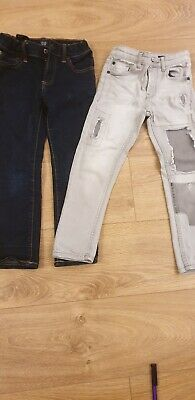 Boys Jeans x 2 GAP/Next Aged 6 yrs
