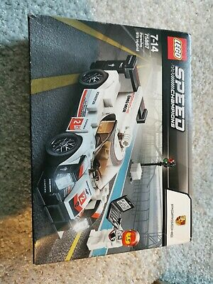 Lego Speed Champions - Porsche 919 Hybrid - 75887 - boxed with instructions