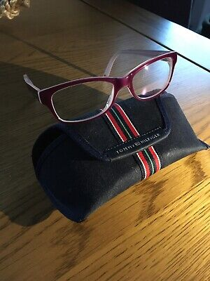 Tommy Hilfiger Glasses And Carry Case