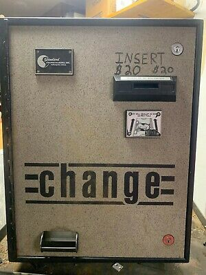 Standard Change Machine upgraded 500-E