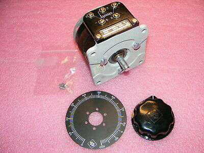Superior Electric Powerstat Variable Autotransformer Type 21 With Knob, Dial