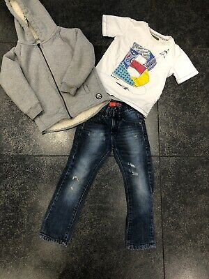 Bundle Boys Clothes Age 4 Years Ted Baker / Next Vgc