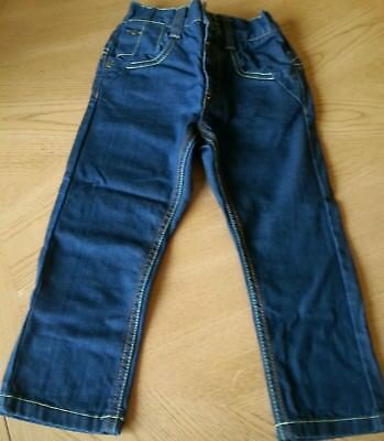 "Boys ""TU"" Jeans age 3 years BNWOT"