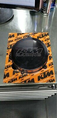 2009-2013 Ktm 250 300 2 Stroke Black Cnc Clutch Cover 55130926000