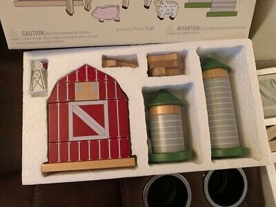 Pottery Barn KIds Classic Train Country Add On Set
