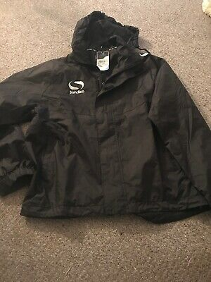 Sondico Lightwight Showerproof Jacket Size Large Youth New With Tags
