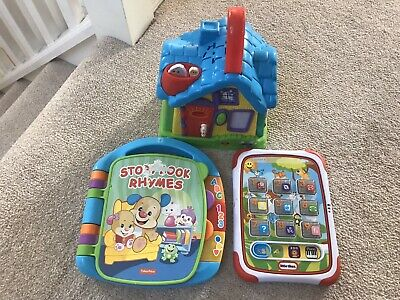 Baby/Toddler Interactive Toy Bundle