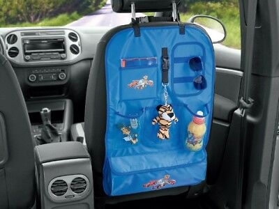 New Ultimate Speed Back Seat Organizer Blue Color