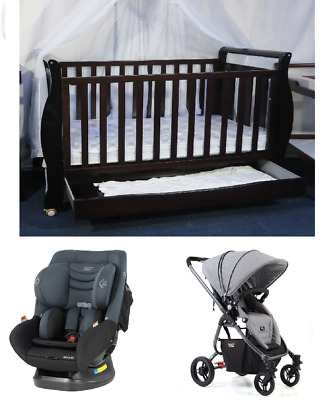 Mother's Choice Adore AP Car Seat Options  Plus Cot /Change Table /Chest/  Pram