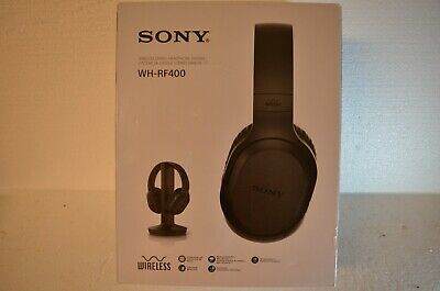 NEW OPEN BOX Sony WH-RF400 Wireless Home Theater Headphones - $179.99 BEST DEAL