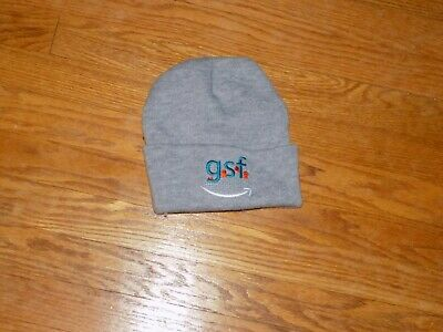 New Amazon Gsf Hat Grey Employee Exclusive Peccy Rare 2020