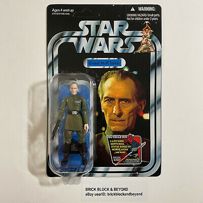 Hasbro Star Wars The Vintage Collection VC98 Grand Moff Tarkin MOC Unpunched