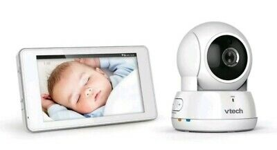 VTech VM9900 Wi-Fi Pan and Tilt Video Monitor (baby and parent unit included)