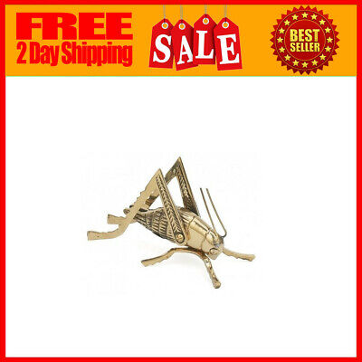 Solid Brass Cricket ~ Fireplace Crickets on the Hearth