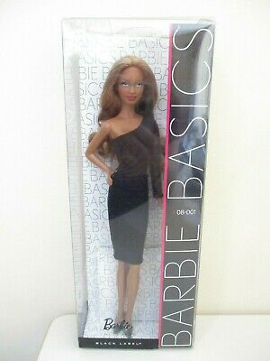 Barbie Basics Black Label Collector Doll # 08-001