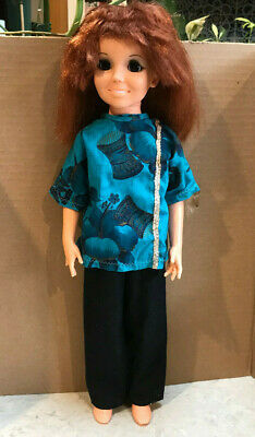Vintage Crissy doll Great condition Original outfit?