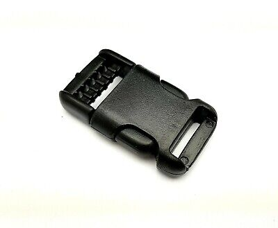15mm quick side release buckles. small quick release clips.