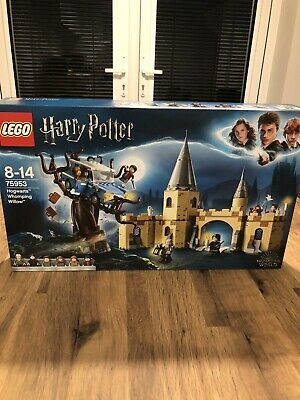Harry Potter Lego: Hogwarts Whomping Willow: 75953: Brand New